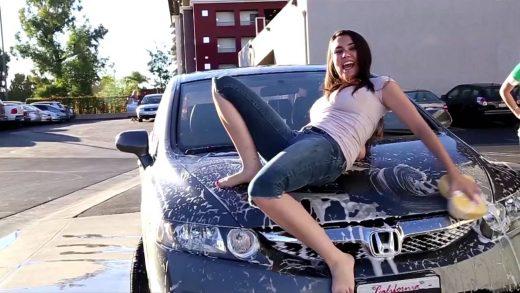 Club bikini car wash pictures