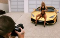 GIRL CAR WASH OPEN AIR – HOT VIDEO!!!