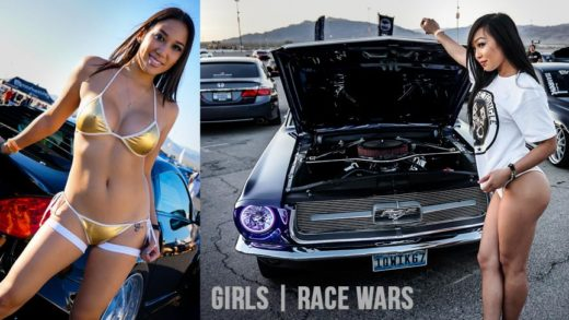 Racing Wars Girls
