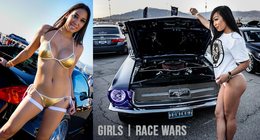 The Girls of Race Wars USA Gallery