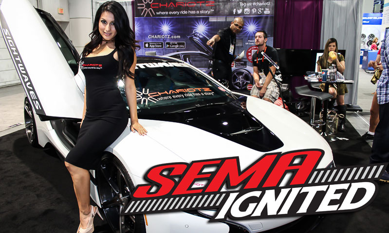 SEMA 2016 | LIVE STREAMS | All DAY NOV 2-4
