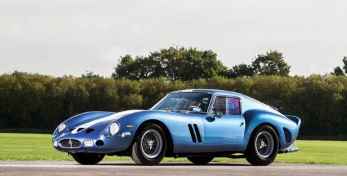 1962 Ferrari 250 GTO for Sale $56 Million