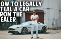 Legally Steal a Car From the Dealer