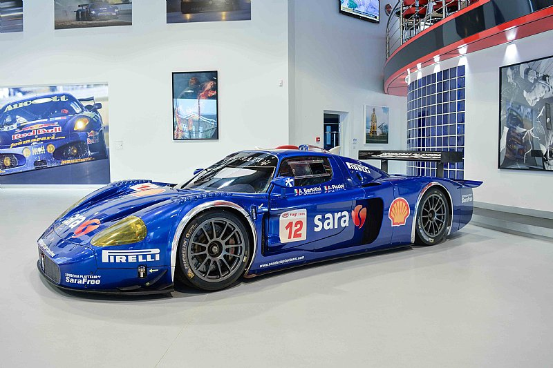 Maserati MC12 GT1 for Sale at $10,000,000