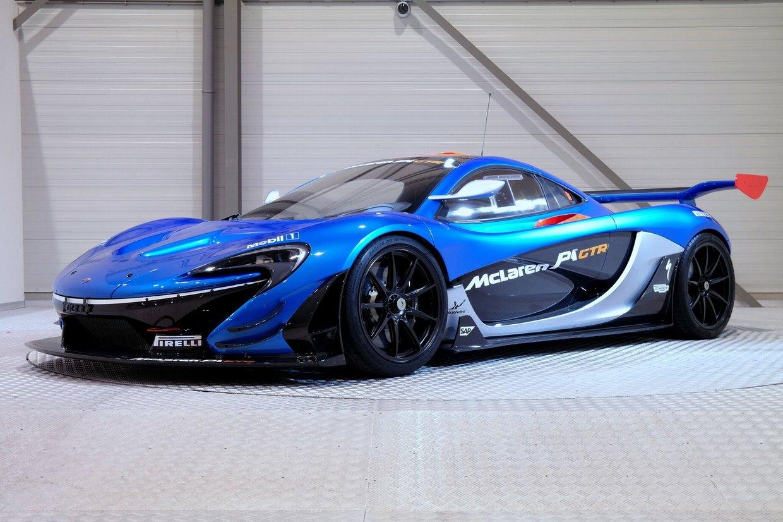 McLaren P1 GTR For Sale $3.5 Million