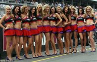 Best of Grid Girls in 2016 Paddock, Bwin, DTM & Spearmint Rhino