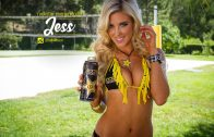 Calender Shoot ROCKSTAR ENERGY GIRLS at PERFORMANCE GARAGE