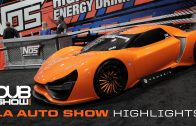 LA Auto Show Highlights! 2016 DUB Show Tour