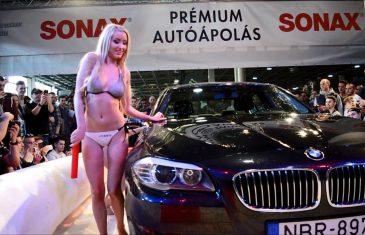 AMTS 2017 Sexy Carwash