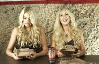 Monster Energy Girls Try Military Food