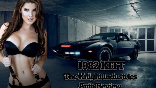 KITT (Knight Industries Two Thousand) – 1982 Pontiac Trans-Am Sports Mode