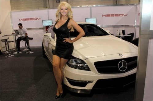 La Auto Show December 1 2017 Girlsncars Com