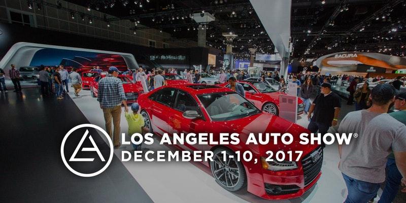 LA Autoshow December 1, 2017