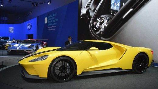 Best Cars of the 2017 LA Auto Show