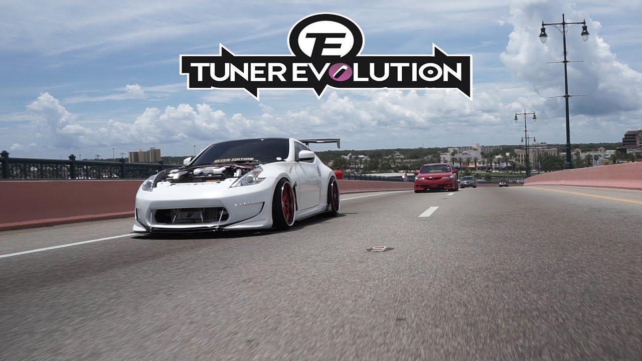 Tuner Evolution Show Dates 2018