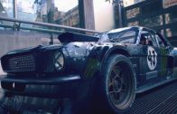 Ken Block Drifts London Director's Cut | Top Gear | BBC – VIDEO