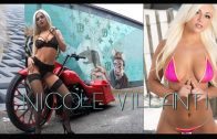 Hot Bike Girl – Nicole Villanti – VIDEO