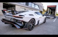 World first $3m Italdesign Zerouno delivery brutal drive