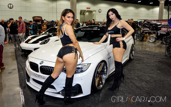 Girls of DUB SHOW in La 2018 | GALLERY