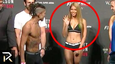 10 Shocking CONFESSIONS of UFC Octagon Girls