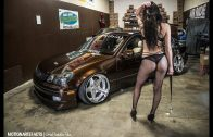 Lexus GS400 and Lingerie