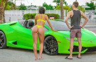 theCHIVE New Bikini Car Wash